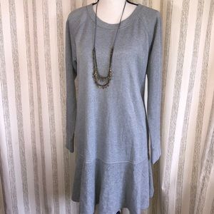 CAbi flashdance sweatshirt Size M dress
